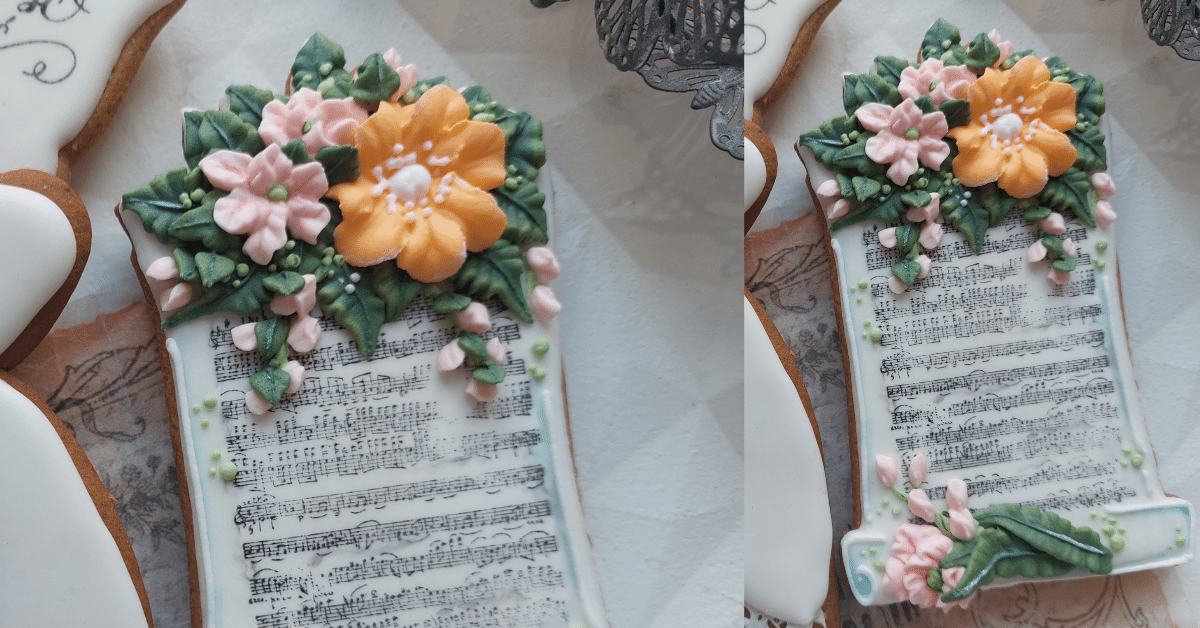 Dyplom zmiłosną piosenką, jako element zestawu nasezon ślubny